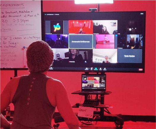 Livestream Virtual Classes